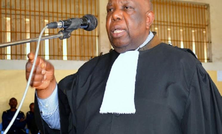 Le bâtonnier Joseph Mukendi wa Mulumba est décédé